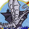 VF-192 Patch Golden Dragons | Center Detail