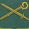 385th Military Police Battalion Patch Green Version | Center Detail