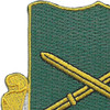 385th Military Police Battalion Patch Green Version | Upper Left Quadrant