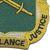 385th Military Police Battalion Patch Green Version | Lower Right Quadrant