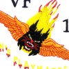 VF-15 Fighter Squadron Patch | Center Detail