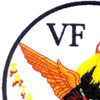 VF-15 Fighter Squadron Patch | Upper Left Quadrant