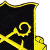 385th Military Police Battalion Patch Black Version | Upper Right Quadrant