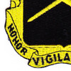 385th Military Police Battalion Patch Black Version | Lower Left Quadrant