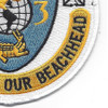 USS Yancey AKA-93 Attack Cargo Ship Patch   Lower Right Quadrant