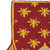 385th Field Artillery Battalion Patch | Upper Left Quadrant