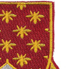 385th Field Artillery Battalion Patch | Upper Right Quadrant