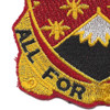 385th Field Artillery Battalion Patch | Lower Left Quadrant