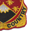 385th Field Artillery Battalion Patch | Lower Right Quadrant
