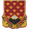 385th Field Artillery Battalion Patch