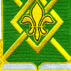 384th Military Police Battalion Patch | Center Detail
