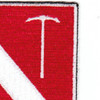 383rd Engineering Battalion Patch | Upper Right Quadrant
