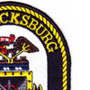 USS Vicksburg CG-69 Patch | Upper Right Quadrant