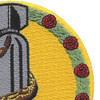 381st Bomber Squadron Patch | Upper Right Quadrant