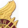 37th Transportation Group Patch   Upper Right Quadrant