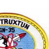 USS Truxtun CGN-35 Patch   Upper Right Quadrant