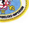 USS Truxtun CGN-35 Patch   Lower Right Quadrant