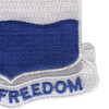 37th Infantry Regiment Patch | Lower Right Quadrant