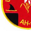 USS Tranquility AH-14 Hospital Ship Patch   Lower Left Quadrant