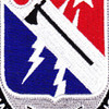 37th Infantry Brigade Combat Team Special Troops Battalion Patch STB-57 | Center Detail