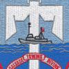 USS Tawakoni ATF 114 Auxiliary Fleet Tug Ship Patch | Center Detail