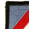 37th Committee Group Flash Patch | Upper Left Quadrant