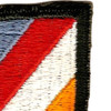 37th Committee Group Flash Patch | Upper Right Quadrant