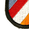 37th Committee Group Flash Patch | Lower Left Quadrant