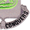 37th Armored Regiment Patch | Lower Right Quadrant