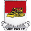 378th Engineering Battalion Patch