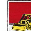 378th Engineering Battalion Patch | Upper Left Quadrant
