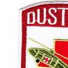 377th Aviation Medical Company Air Ambulance Patch | Upper Left Quadrant