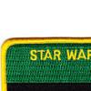 VAQ-209 Carrier Tactical Electronics Warfare Squadron Tag Patch   Upper Left Quadrant