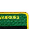 VAQ-209 Carrier Tactical Electronics Warfare Squadron Tag Patch   Upper Right Quadrant