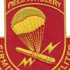 377th Airborne Field Artillery Battalion Patch | Center Detail