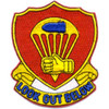 376th Airborne Field Artillery Battalion Patch