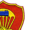 376th Airborne Field Artillery Battalion Patch | Upper Right Quadrant