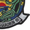 VA-95 Attack Squadron Patch   Lower Right Quadrant