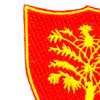 373rd Airborne Field Artillery Battalion Patch | Upper Left Quadrant