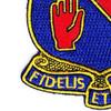 372nd Infantry Regiment Patch   Lower Left Quadrant
