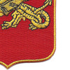 372nd Field Artillery Battalion Patch | Lower Right Quadrant
