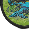USS Sterlet SS-392 Diesel Electric Submarine Patch | Lower Left Quadrant