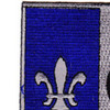 371st Infantry Regiment Patch | Upper Left Quadrant