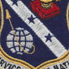 3700th Tactical Training Wing Patch | Center Detail