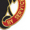 36th Transportation Battalion Patch | Lower Right Quadrant