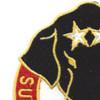 36th Transportation Battalion Patch | Upper Left Quadrant