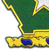 36th Infantry Regiment Patch | Lower Left Quadrant