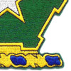 36th Infantry Regiment Patch | Lower Right Quadrant