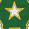 36th Infantry Regiment Patch | Center Detail