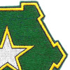 36th Infantry Regiment Patch | Upper Right Quadrant